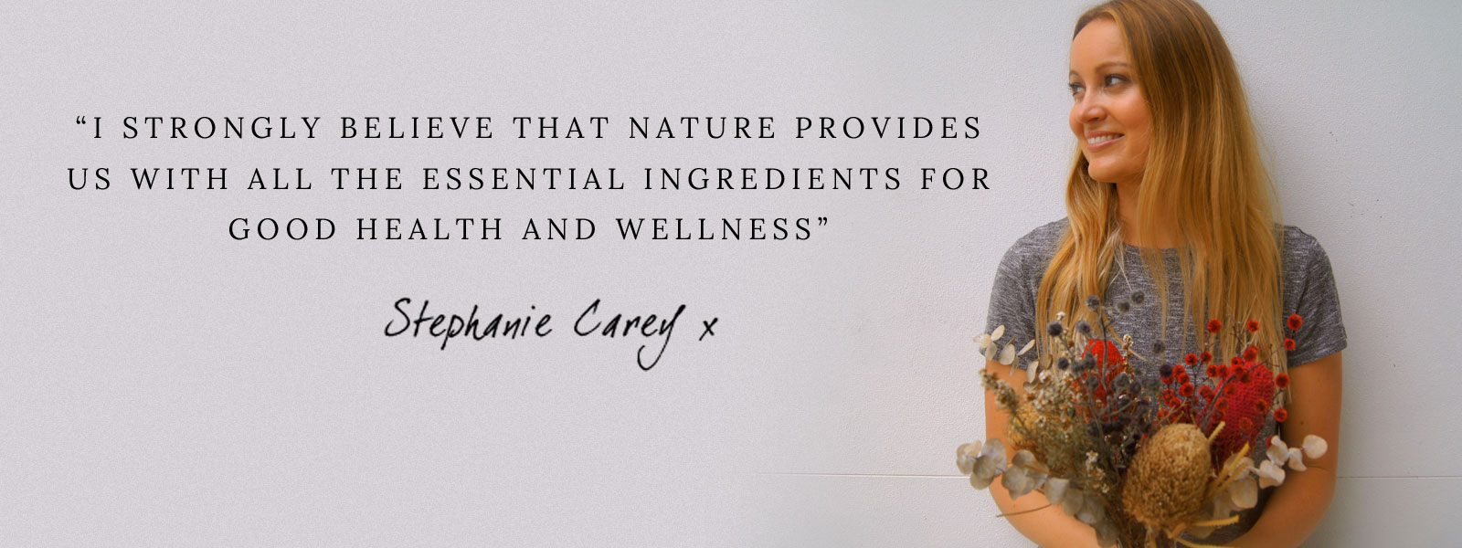 Stephanie Carey Central Coast Naturopath